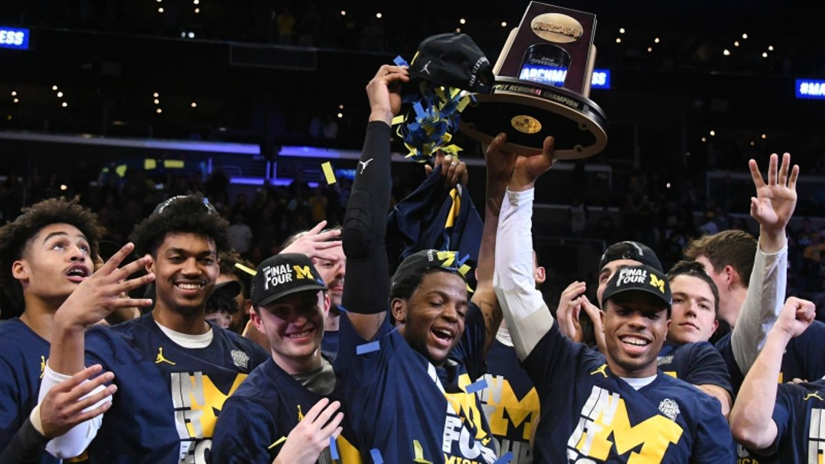 What Las Vegas Sportsbooks Have Riding on the Final Four article feature image