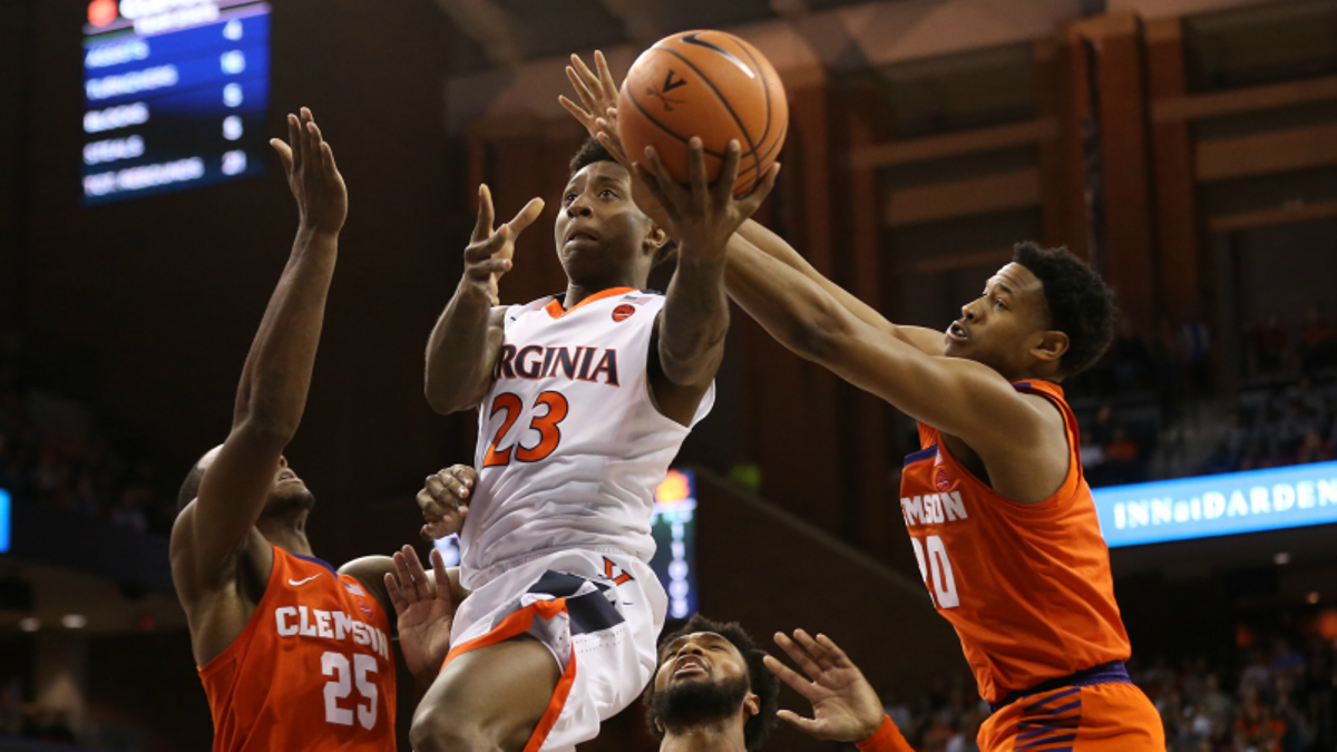 What the Public is Missing with the Clemson-Virginia Total article feature image