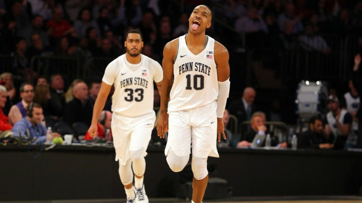 NIT Championship Betting Preview: Utah vs. Penn State article feature image