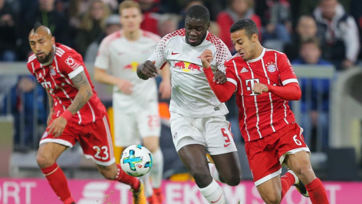 Bundesliga: Will Underdog RB Leipzig Catch Bayern Munich Off Guard? article feature image