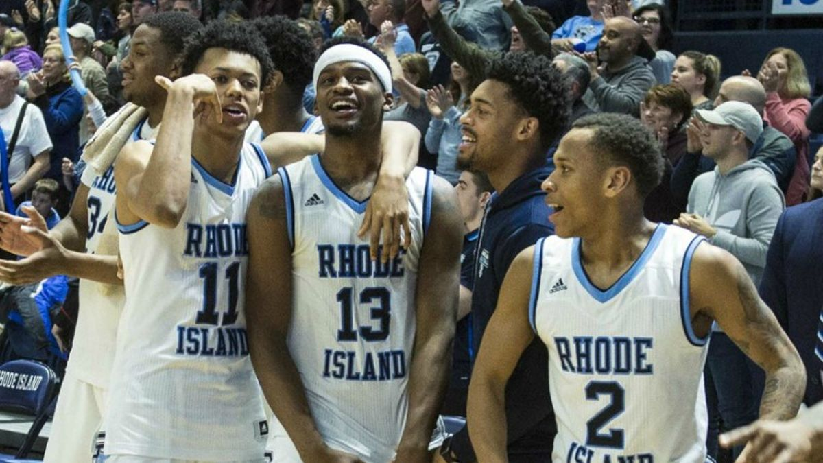 Atlantic 10 Tournament Preview: Will Rhode Island Bounce Back? article feature image