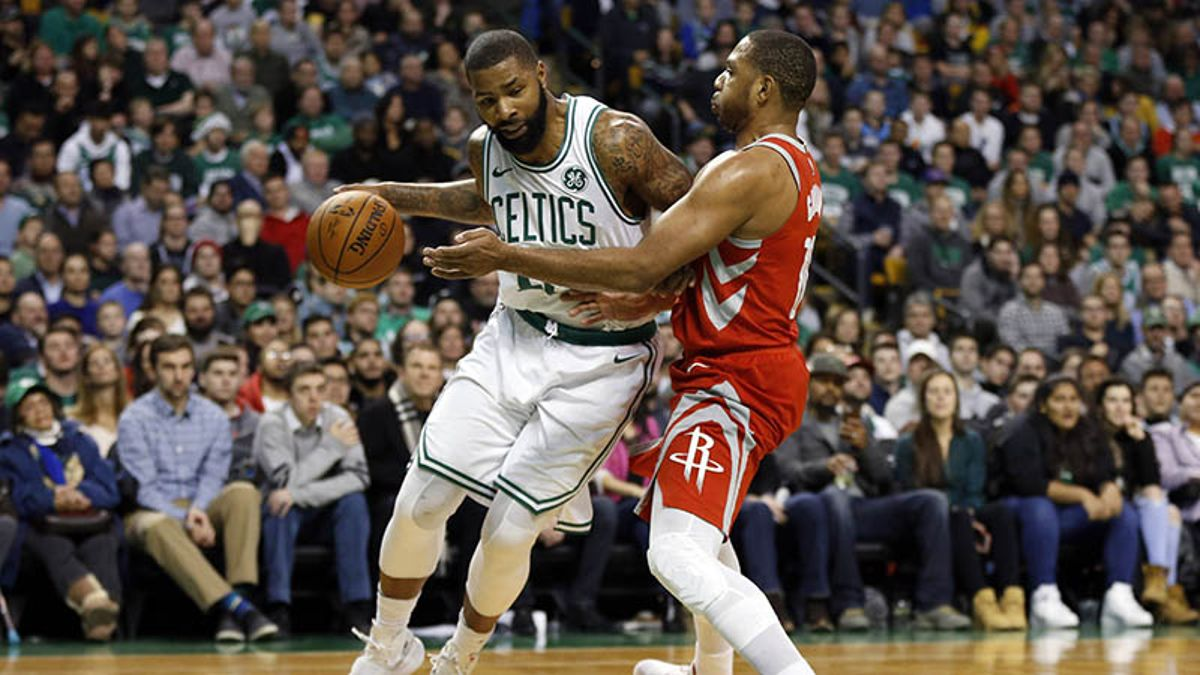 NBA Betting, DFS Angles for Every Game: What to Expect in Celtics-Rockets article feature image