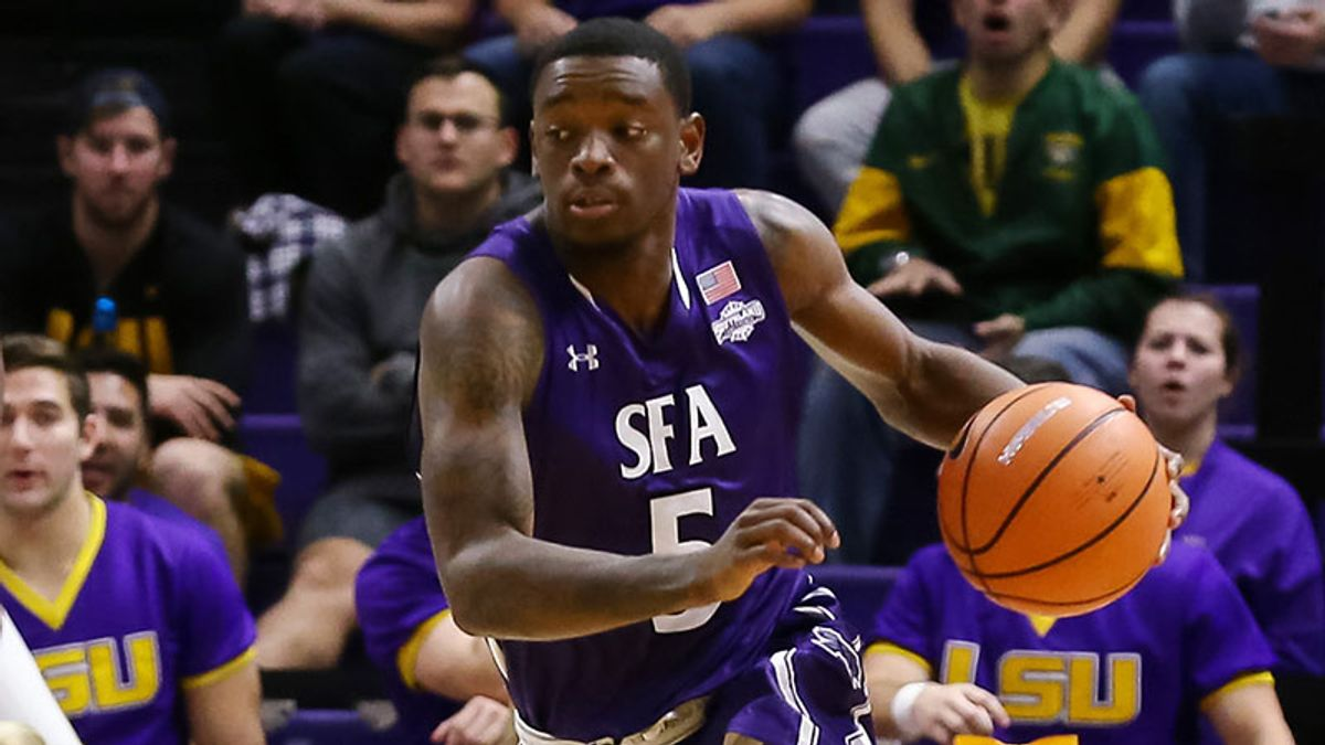 Southland Tourney Preview: Danger Lurking for Favorite Stephen F. Austin article feature image