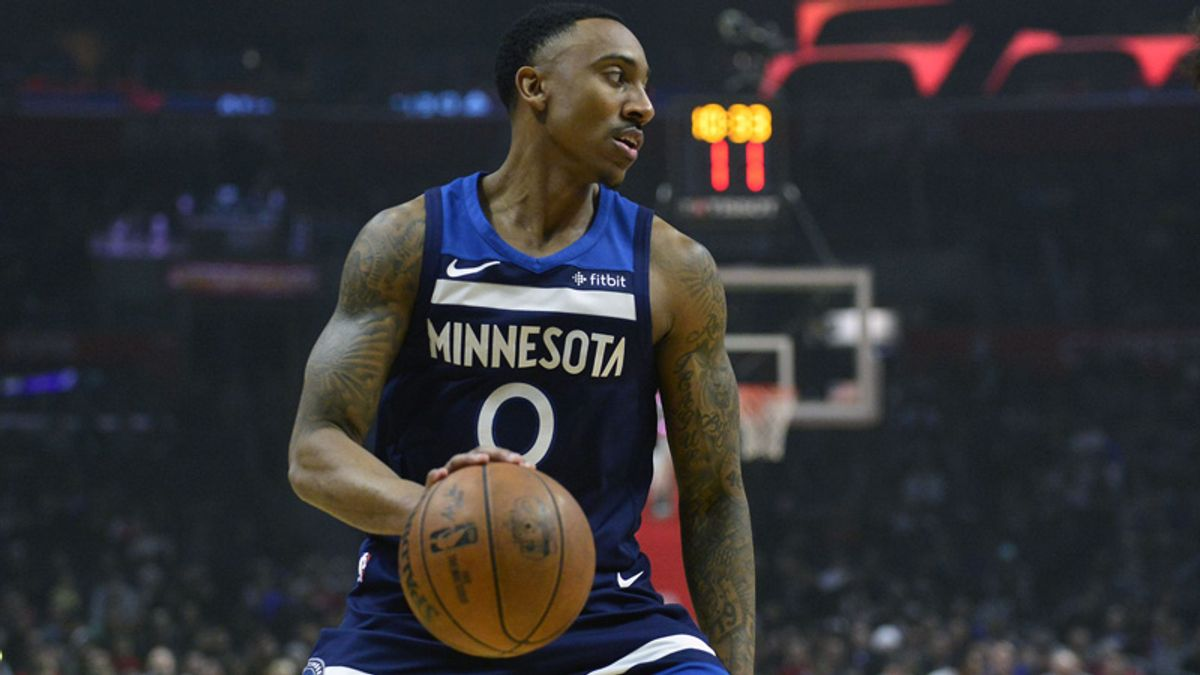 Wake and Rake: Early Sharp Action Pounding Clippers-Timberwolves article feature image