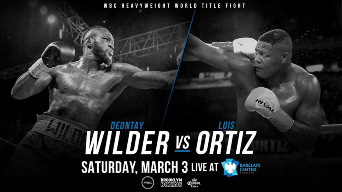 Heavyweight Preview: Is Deontay Wilder a Vulnerable Favorite vs. Luis Ortiz? article feature image