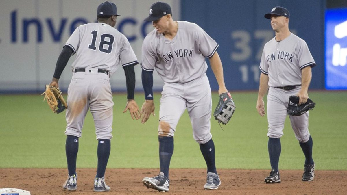 Yankees, Red Sox Top List of Friday's Most Popular Public Bets article feature image