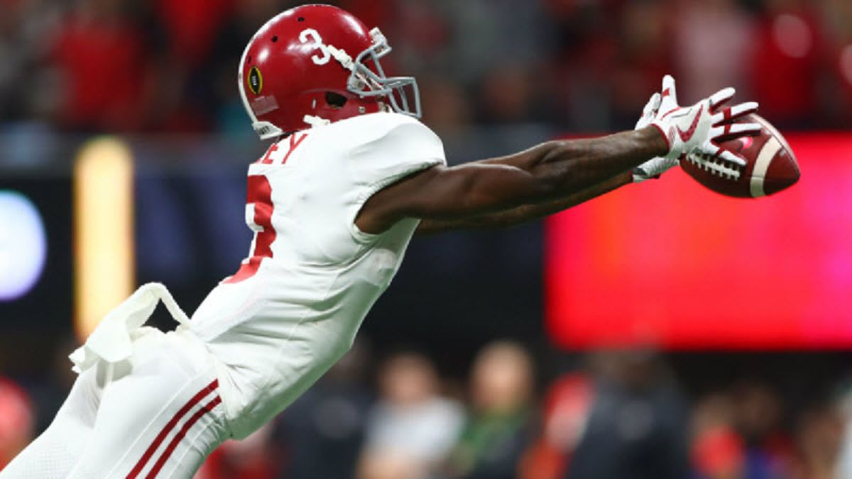 2018 NFL Draft Props Analysis: Is Calvin Ridley WR1 Material? article feature image