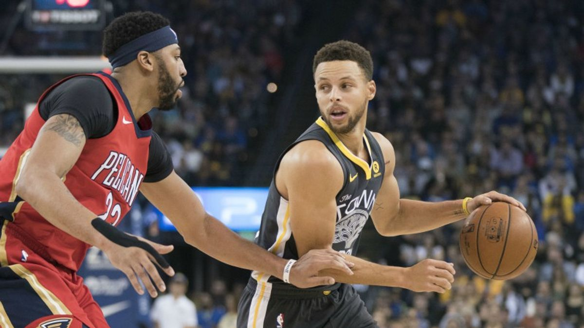 Warriors-Pelicans Series Preview: The New Orleans Starters Can Hang article feature image