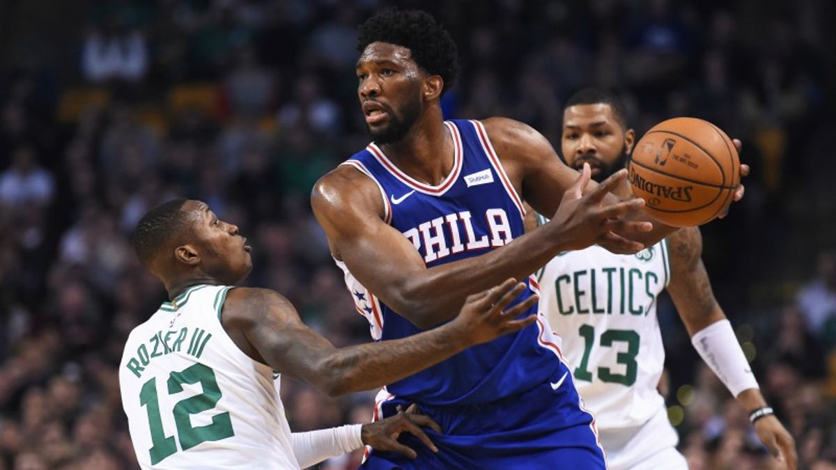 Spread the Floor, 4/13: The Looming Sixers-Celtics War with Dan Greenberg and Michael Levin article feature image