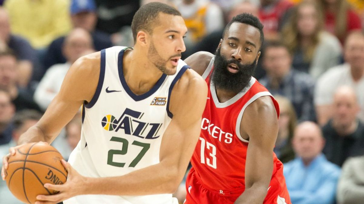 Rockets-Jazz Series Preview: Utah Backcourt Is Too Thin Without Rubio article feature image