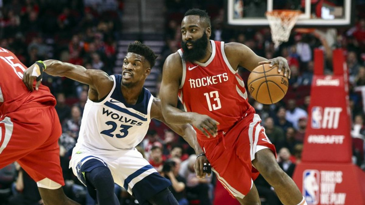 Wolves-Rockets Series Preview: The Math Problem Is Too Much to Overcome article feature image