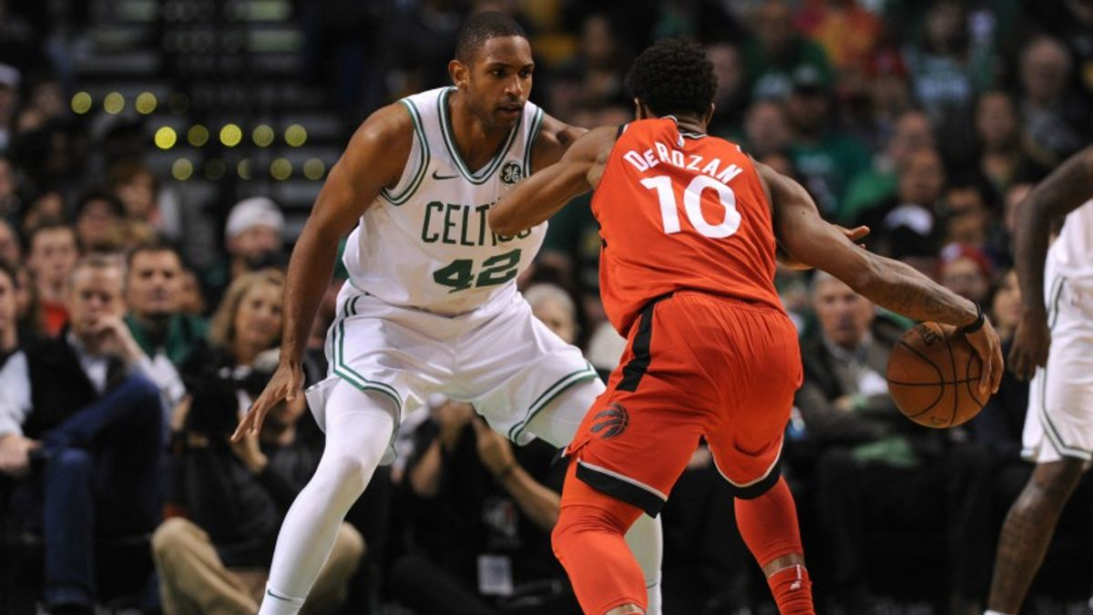 5 Things to Know for Celtics-Raptors: Boston Is Running Out of Players article feature image