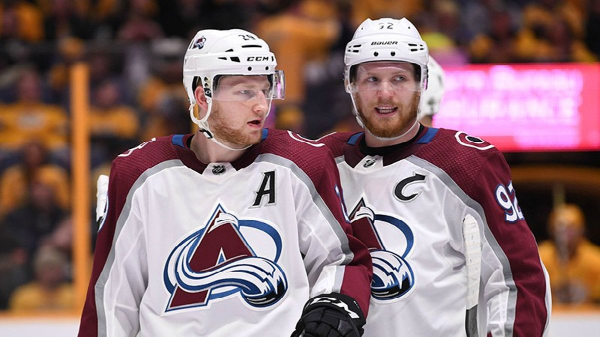 The Avalanche Are Lurking. Will It Continue in Game 4 vs. Predators? article feature image