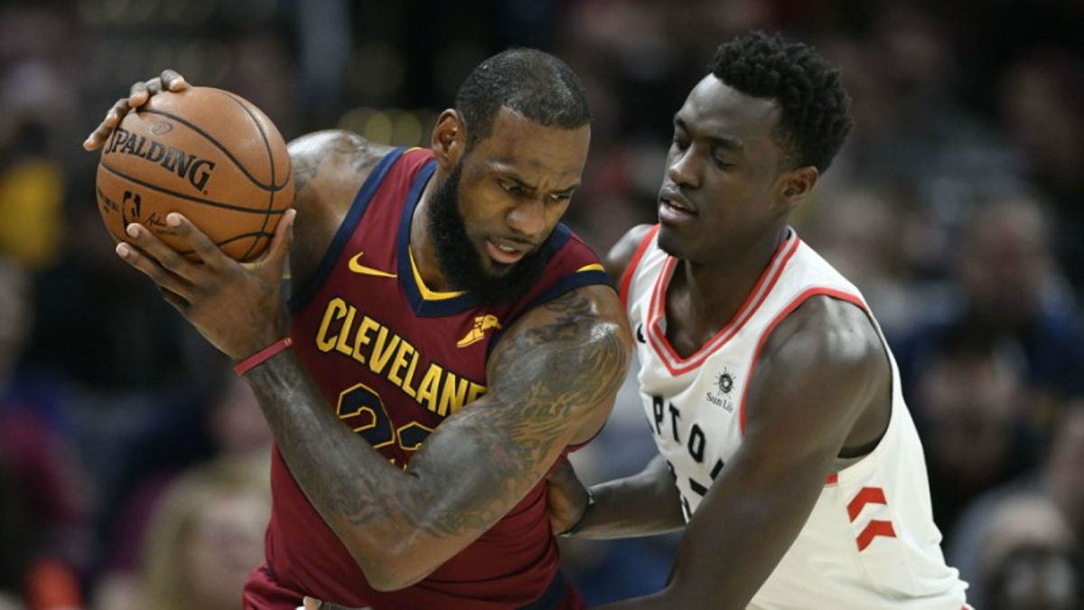 Cavaliers-Raptors Series Preview: Is Toronto a Rightful Favorite? article feature image
