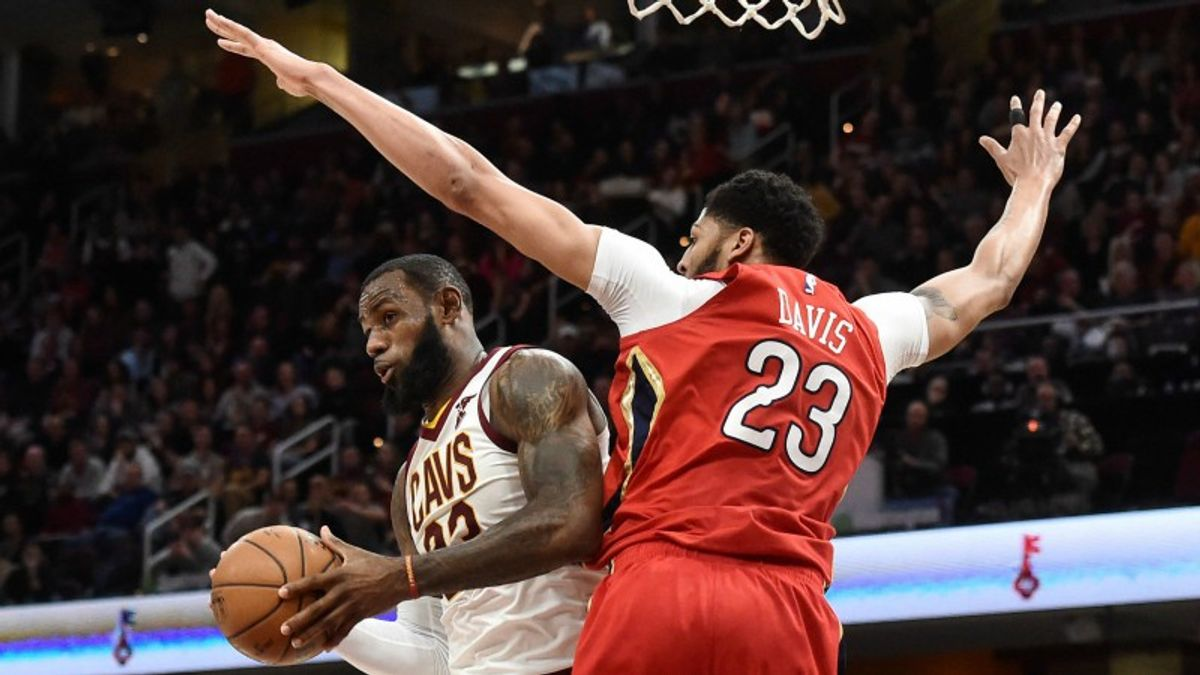 Spread the Floor: The MVP Conversation, Vol. 2: LeBron and Brow article feature image