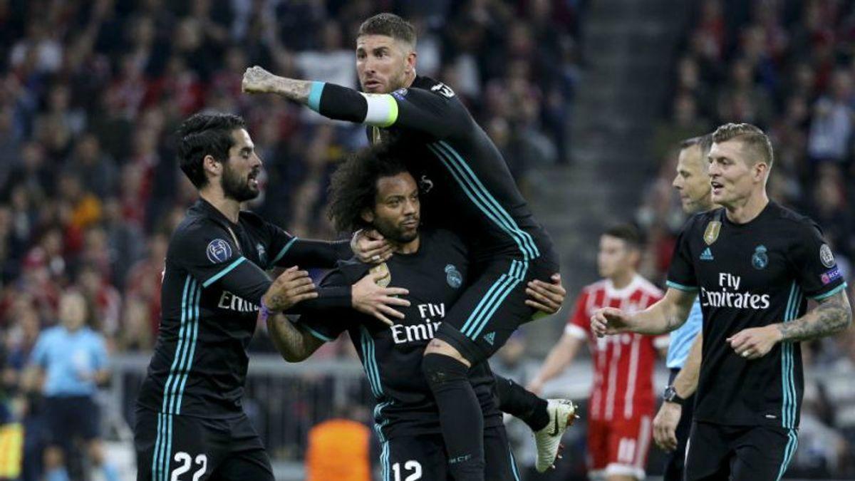 Champions League Semifinal: Second Leg Value Plays article feature image