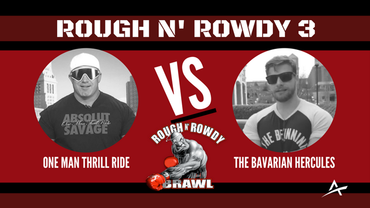 Rough N Rowdy 3 Odds: One Man Thrill Ride Getting All the Action article feature image