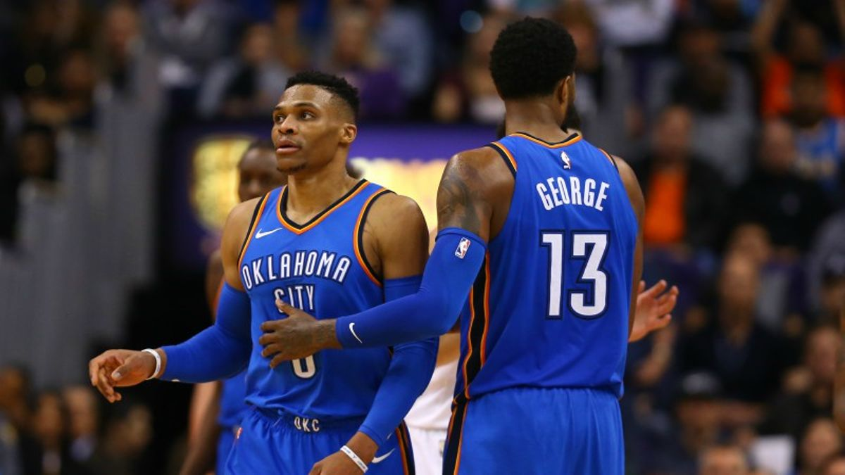Home-Court Advantage Could Be the Difference in Jazz-Thunder article feature image