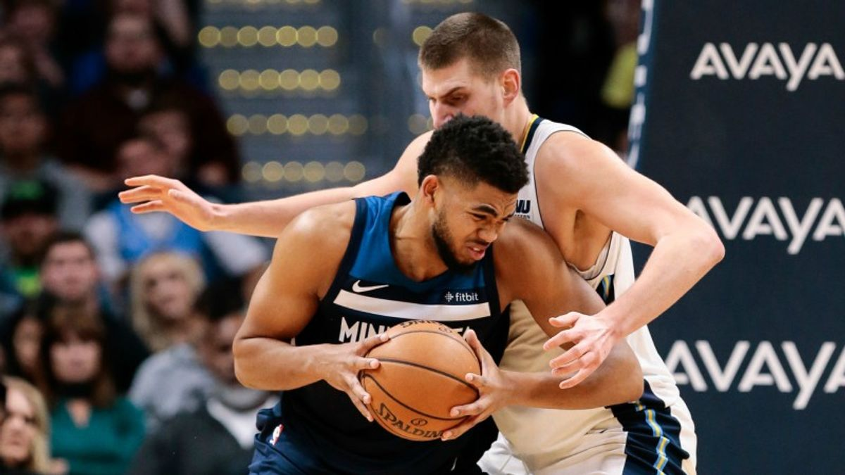 NBA Betting, DFS Guide: Towns vs. Jokic, Harden vs. Lillard, More article feature image