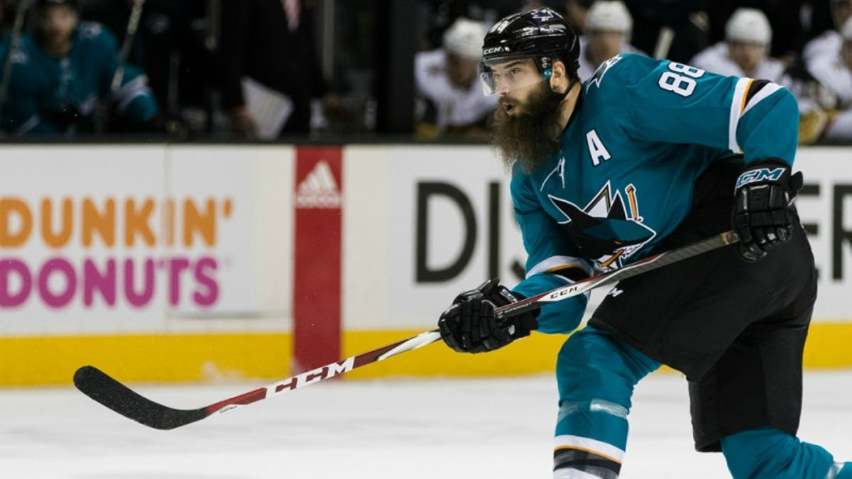 Four NHL Prop Bets for Tuesday: Burns Over/Under 4.0 Total Shots on Goal? article feature image