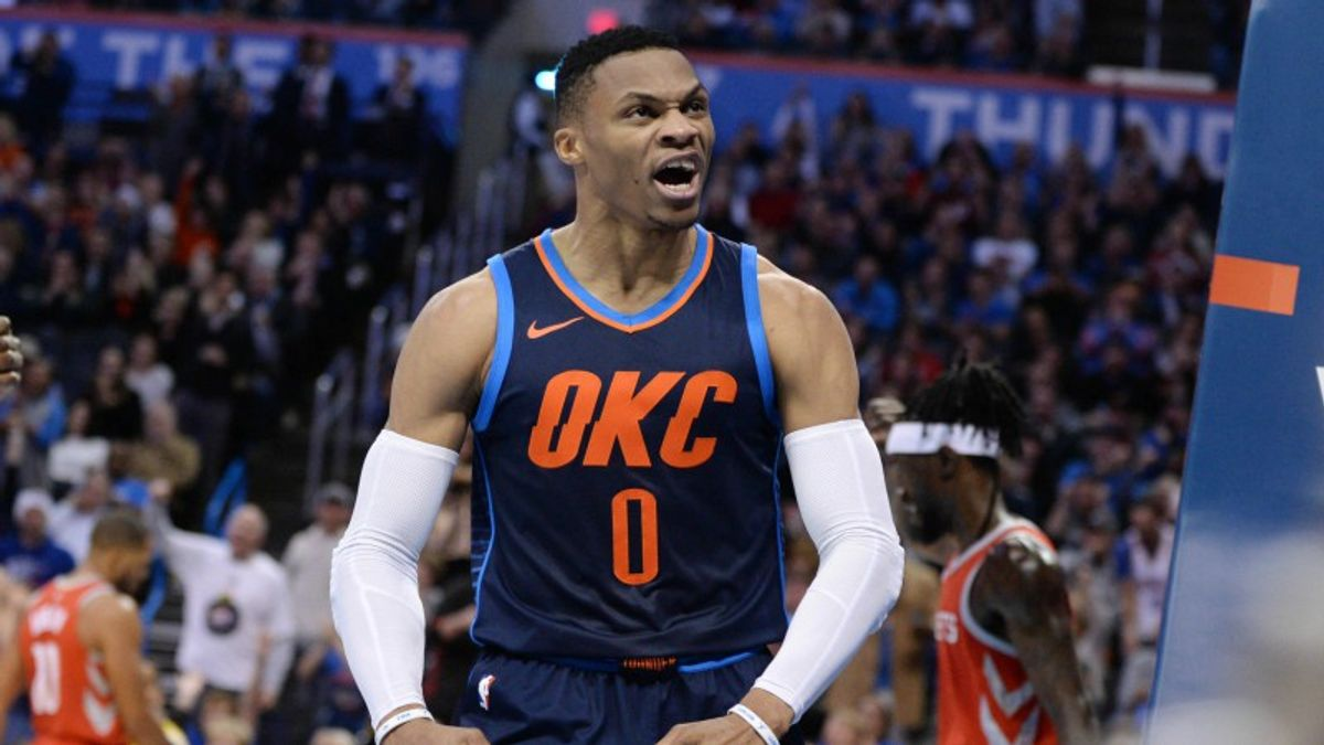NBA Betting, DFS Guide: Thunder-Rockets, Pels-Warriors, More article feature image