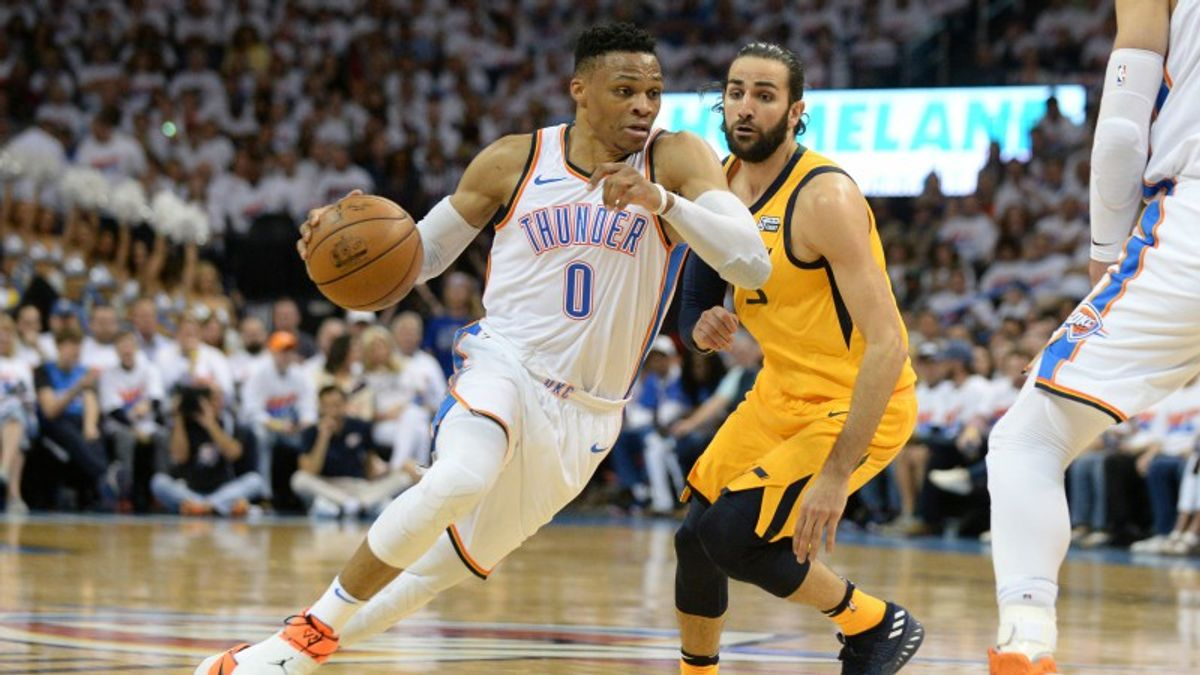 Monday NBA Playoffs Guide: The Clash of the Triple-Double Kings article feature image