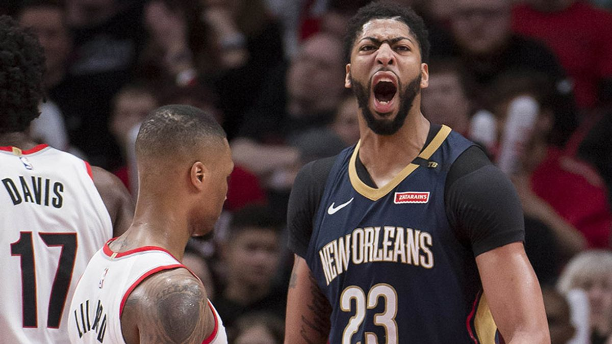 Buying, Selling Saturday's Game 1 Storylines: Do Pelicans Have Upper Hand? article feature image