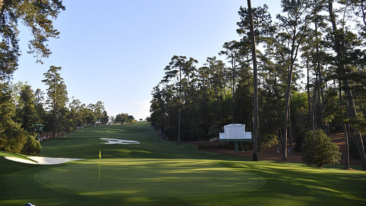 The Sneaky Differences Bettors Need to Know About the Masters article feature image