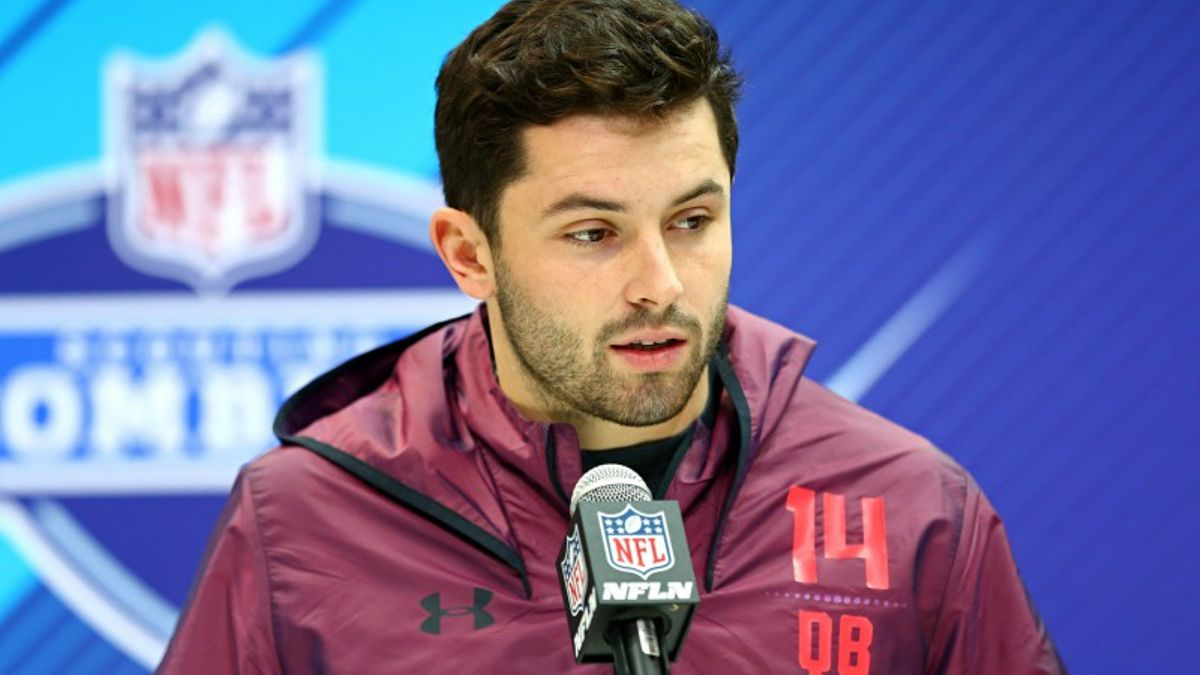 Oddsmakers Determine the Most Likely Top 5 NFL Draft Picks article feature image