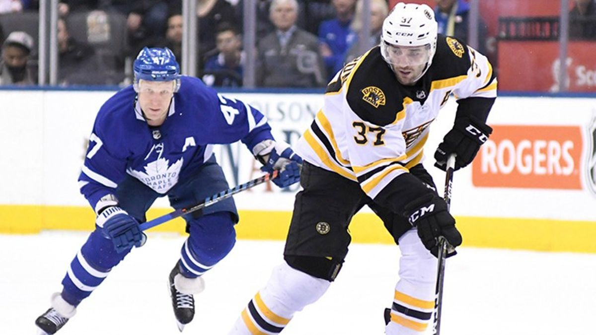 Bruins vs. Maple Leafs Betting Preview: Immovable Force Meets Unstoppable Object article feature image