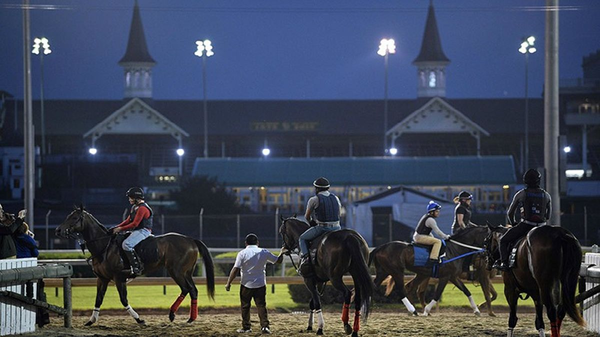 BlackJack Fletcher: The Kentucky Derby Contenders That Have My Attention article feature image