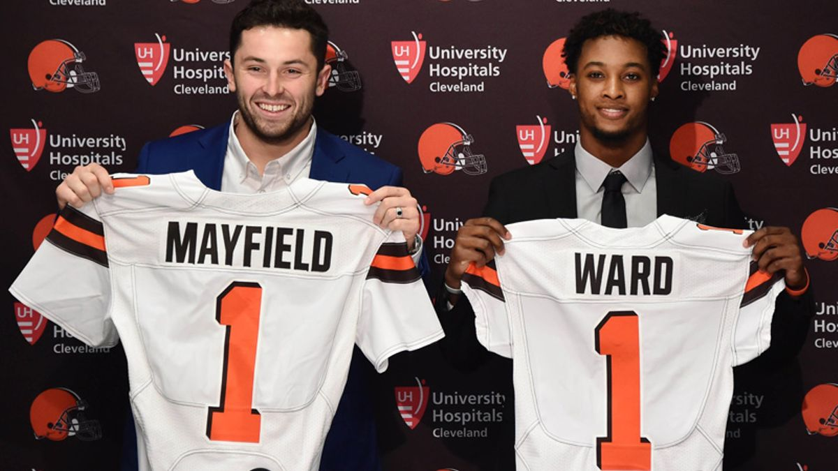 This Is How We Know the Browns Won the Draft article feature image