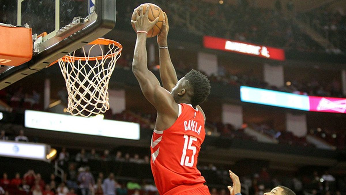 BlackJack: The Rockets-Wolves Bet I'm Eyeing article feature image