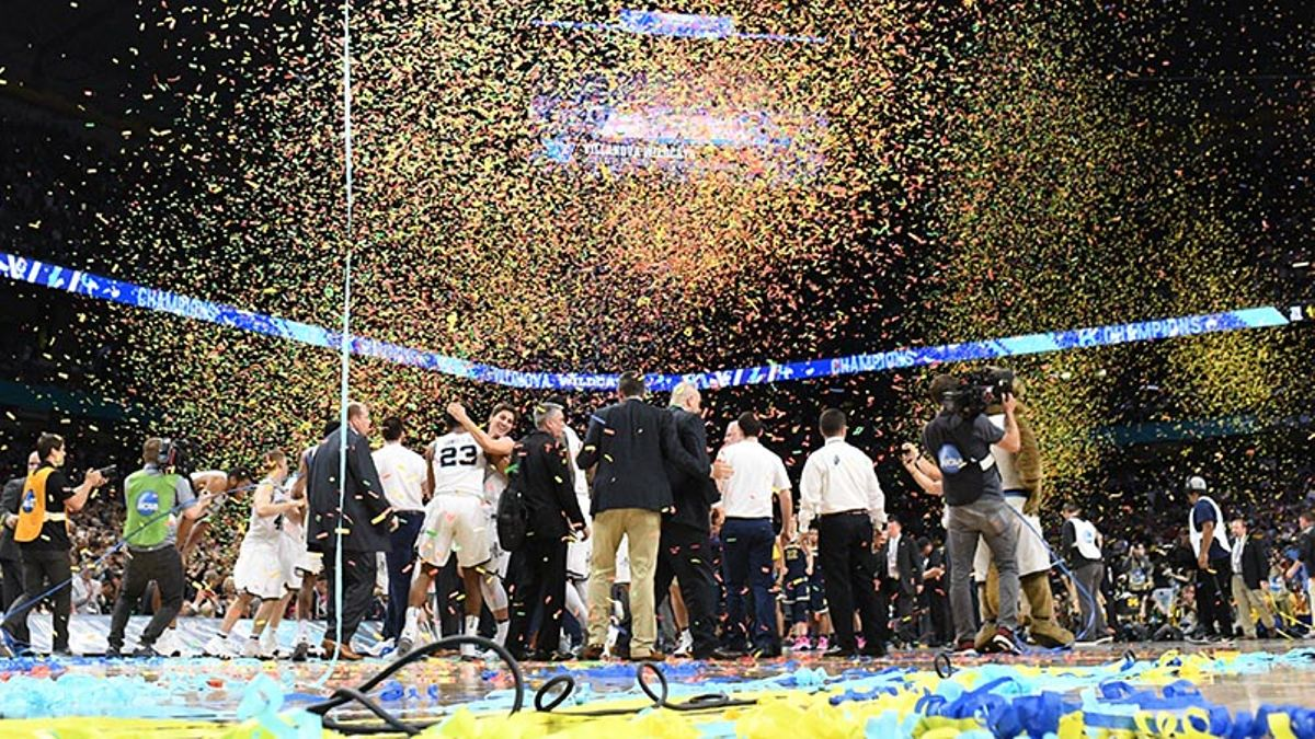 BlackJack's Final Four Postcard, Day 3: Let the Confetti Fall article feature image