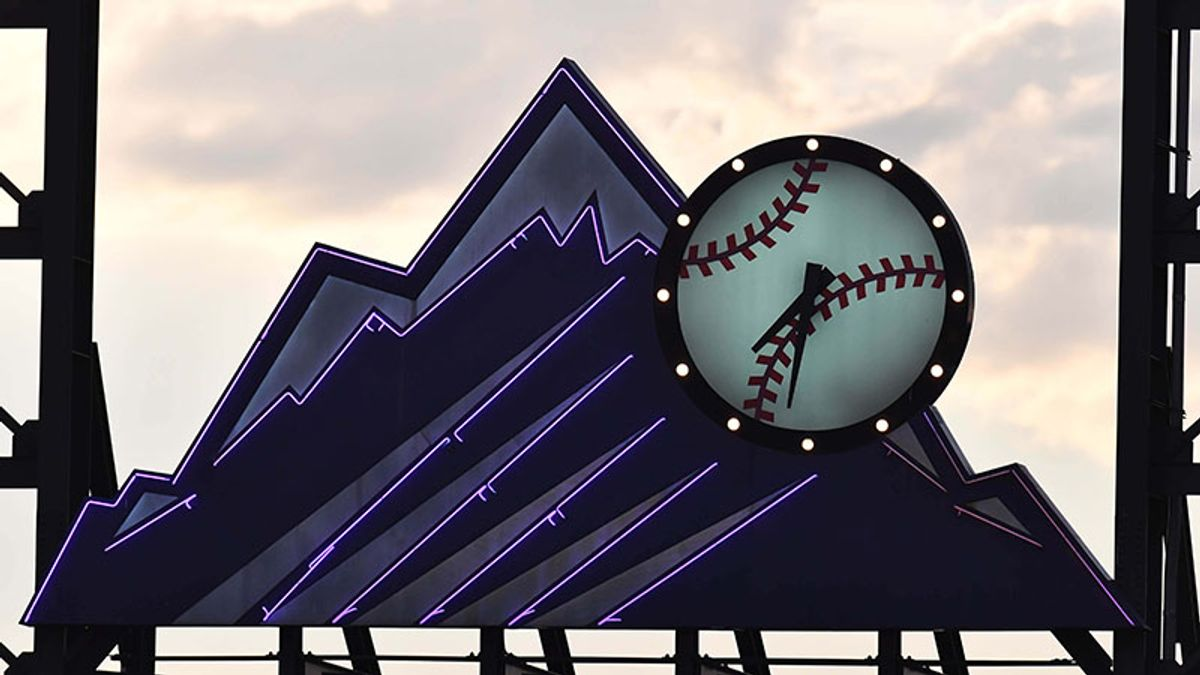 Marky's Tuesday MLB Forecast: A Perfect Weather Rating at Coors Field article feature image