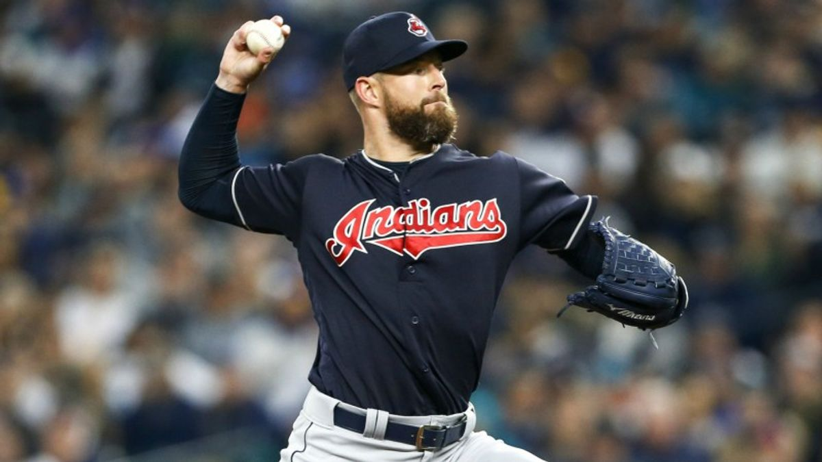 Wake and Rake: Public Loves Cy Kluber, Sharp Bettors Not So Sure article feature image