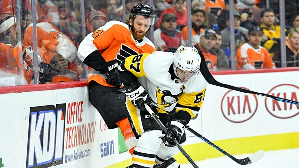 March of the Penguins Begins with the Flyers article feature image