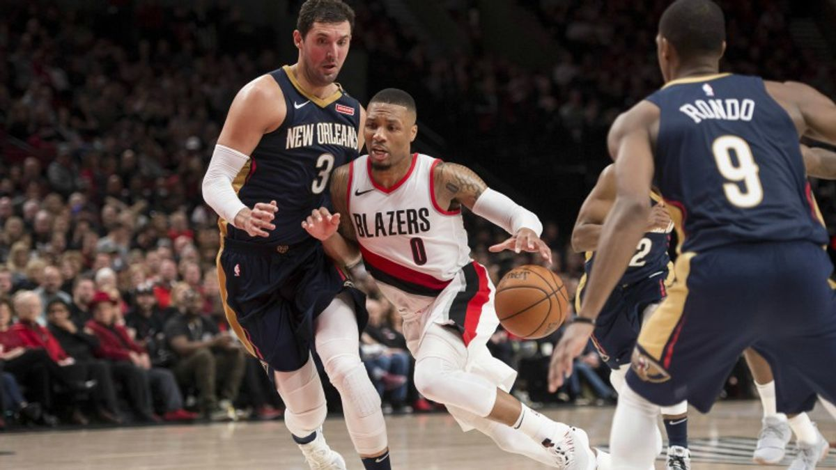 Betting, DFS Guide for Tuesday: Blazers Look to Even Series Before Heading to New Orleans article feature image