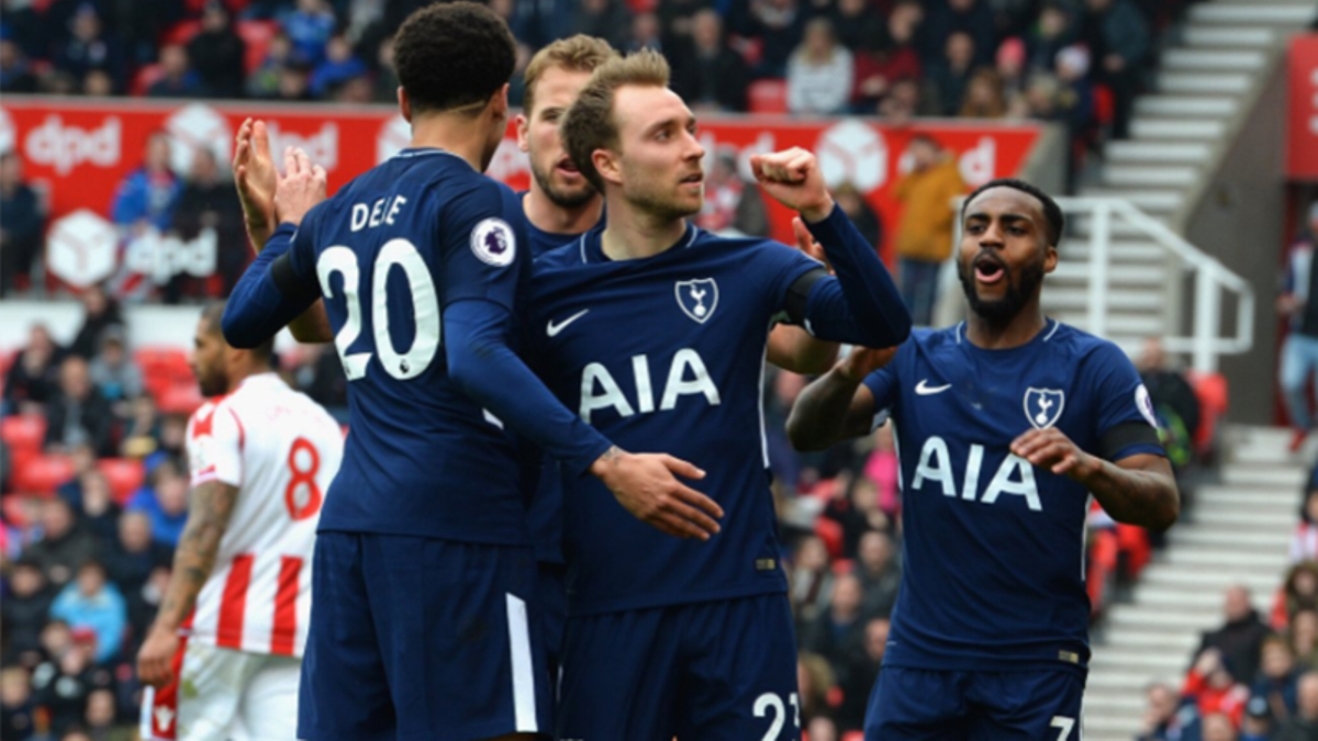 Will Tottenham Hand Man City a Fourth Straight Defeat? article feature image