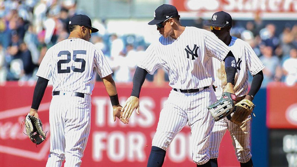 MLB Betting Notes: Streaking Yankees Seek Revenge vs. Astros article feature image