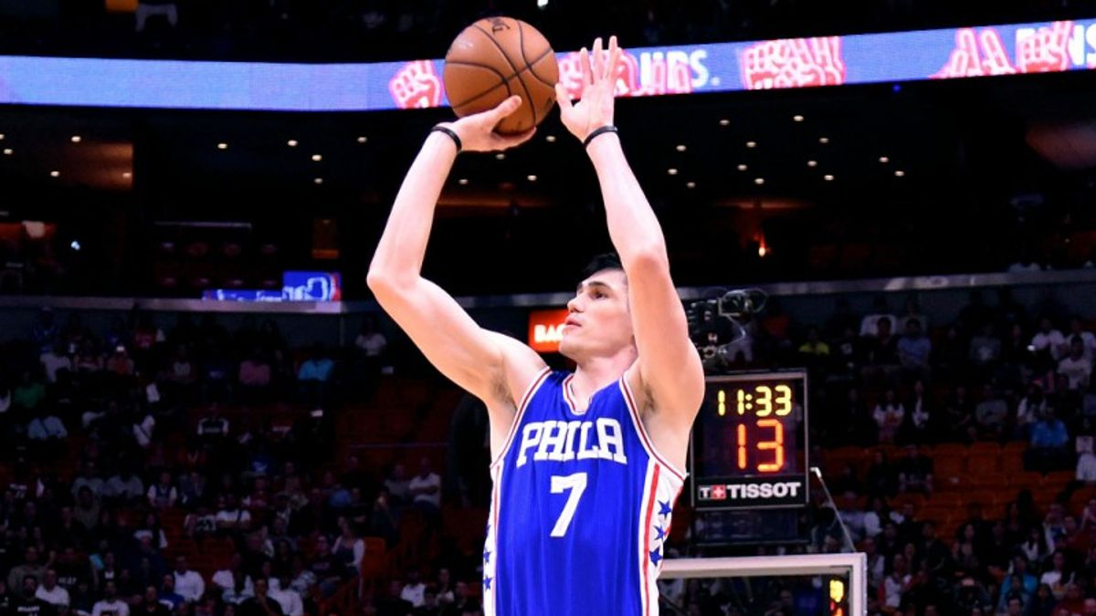 3 NBA Props for Wednesday: Ilyasova Over/Under 13.5 Points? article feature image