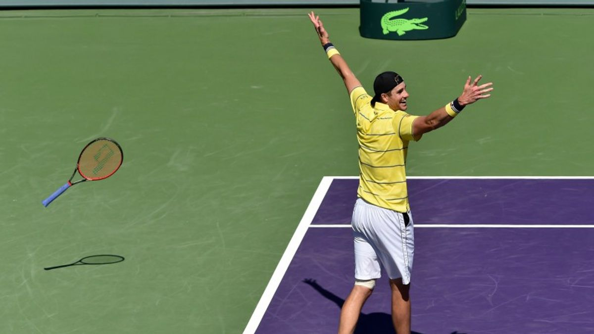 Friday's ATP Play: An All-American Battle on Home Soil article feature image