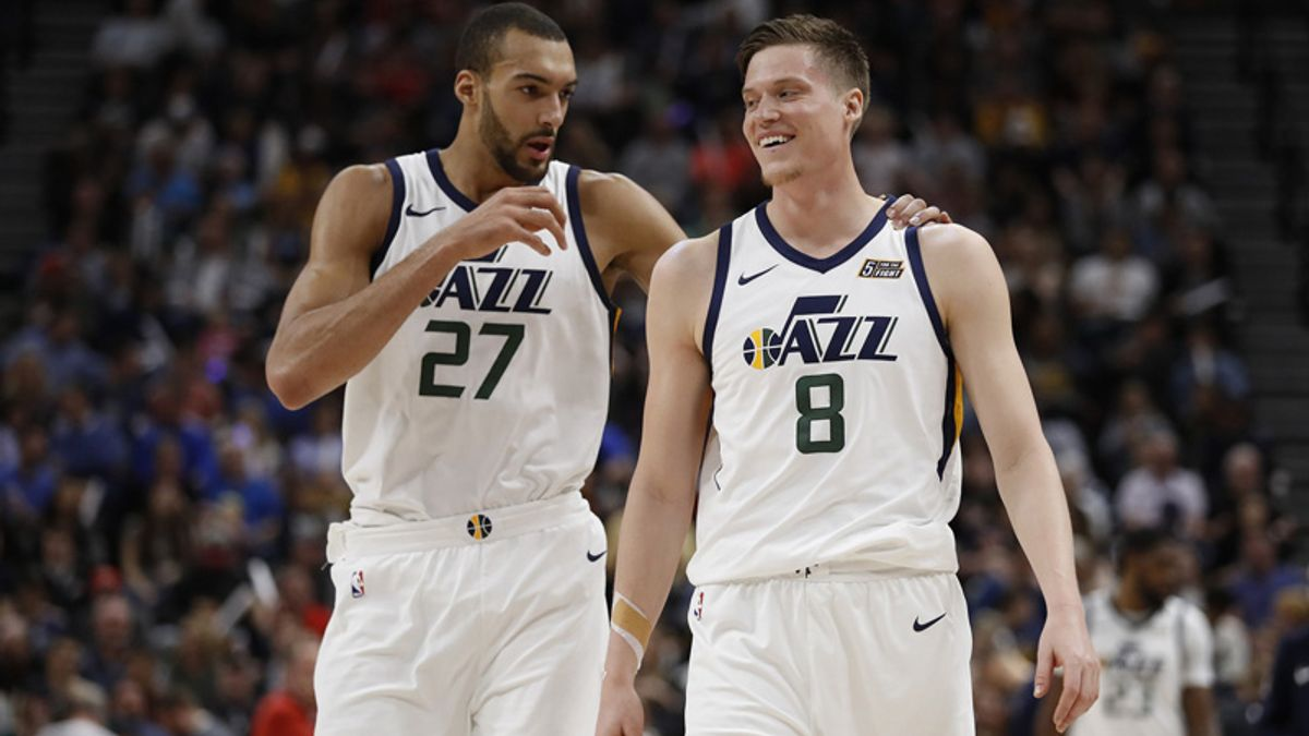Wake and Rake: Pro Tools Reveal Wiseguys Pounding Clippers-Jazz Matchup article feature image