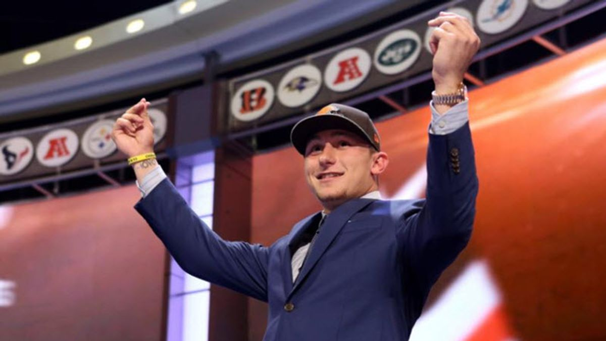 Will Johnny Manziel Play in the NFL in 2018? article feature image