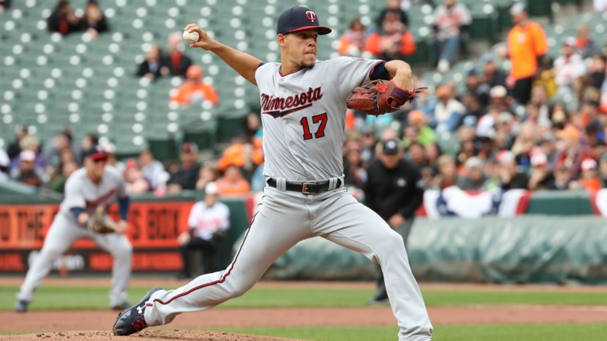 Sunday's MLB Over/Under: What Versions of Mahle and Berrios Will Show Up in Minnesota? article feature image