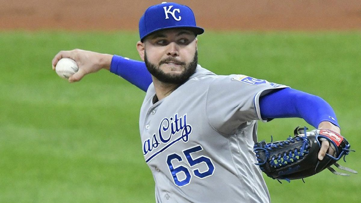 MLB Betting Notes: Harvey Day and the Wonderful Jakob Junis article feature image