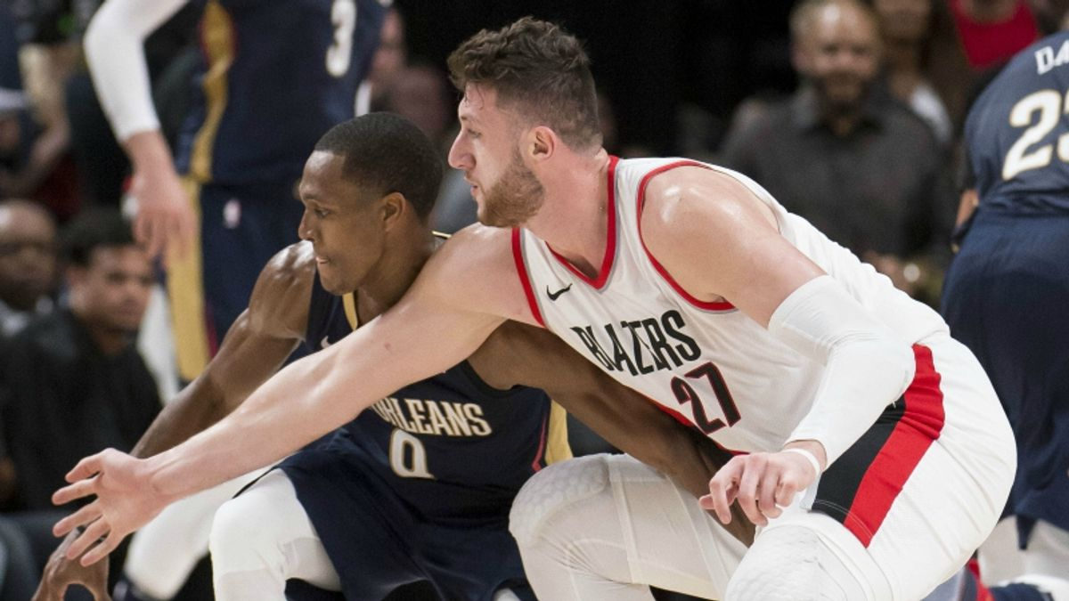 3 NBA Props for Tuesday: Nurkic Over/Under 14.5 Points? article feature image