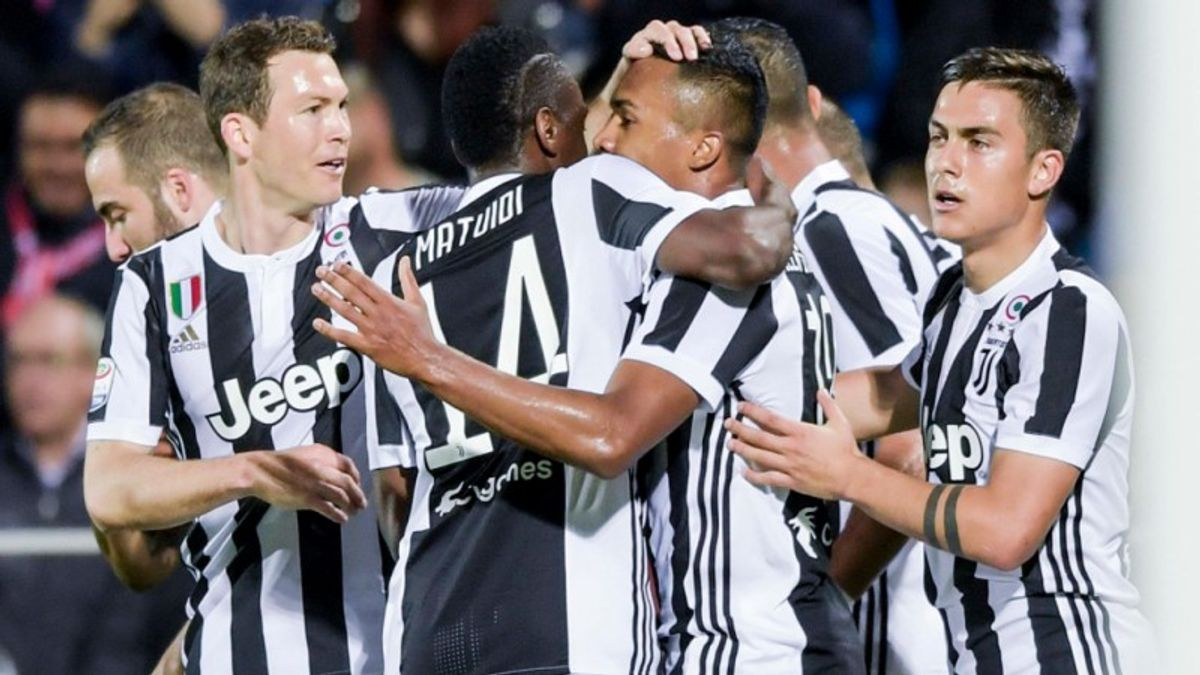 Juventus-Napoli: The Serie A Title Is On the Line article feature image