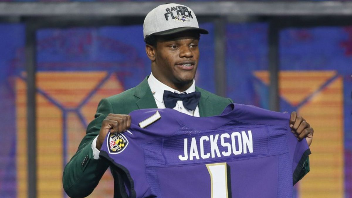 2018 NFL Draft: Round 1 Skill Position Recap article feature image