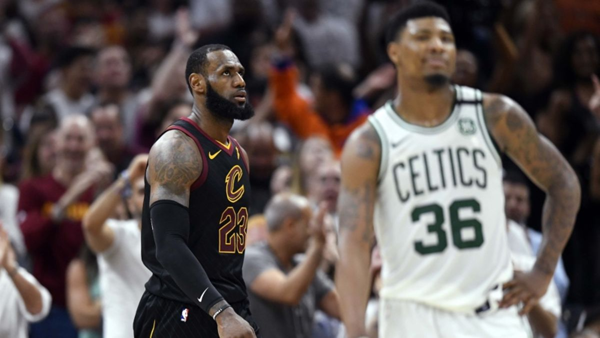 Cavs-Celtics Game 7 Trends Bettors Need to Know article feature image
